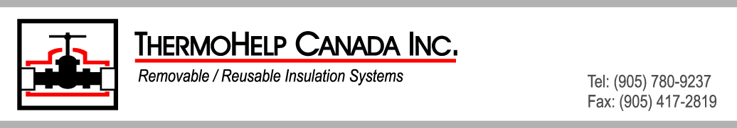 Removable Insulation Covers Toronto, GTA, Ontario